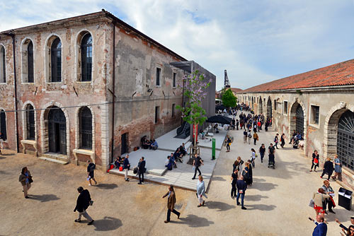 Arsenale - Pabellones