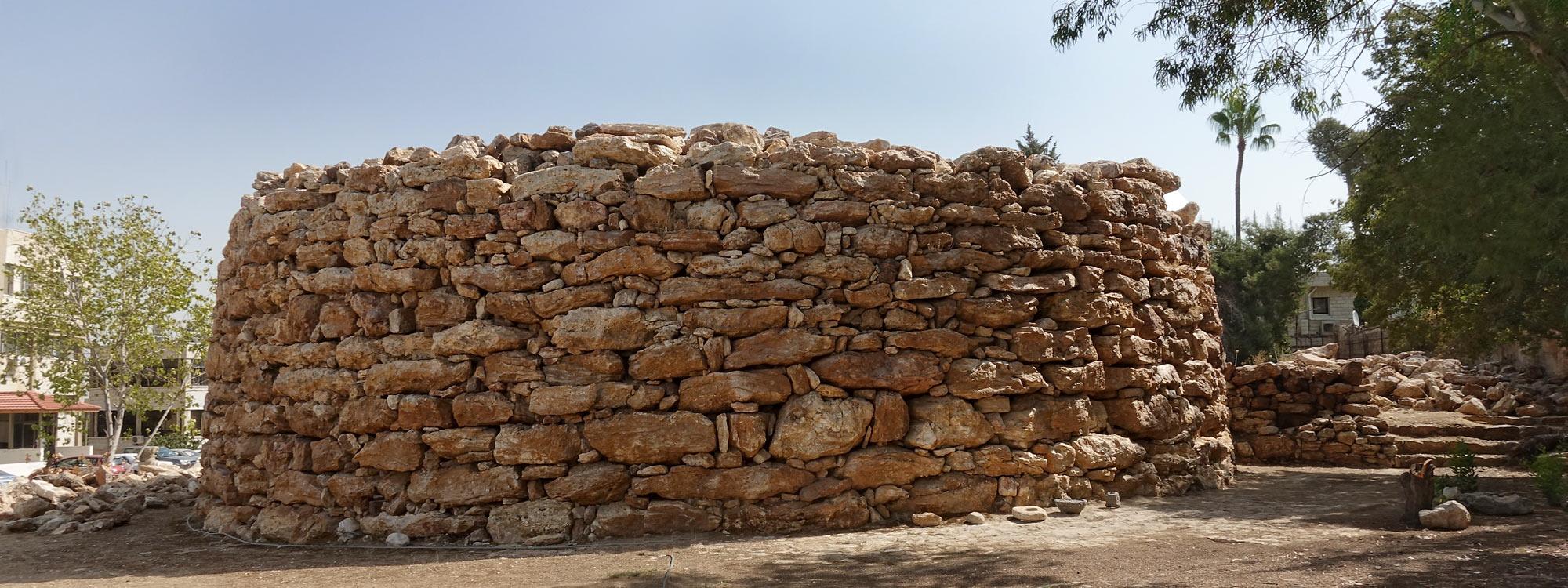 Ammonitischer Wachturm
