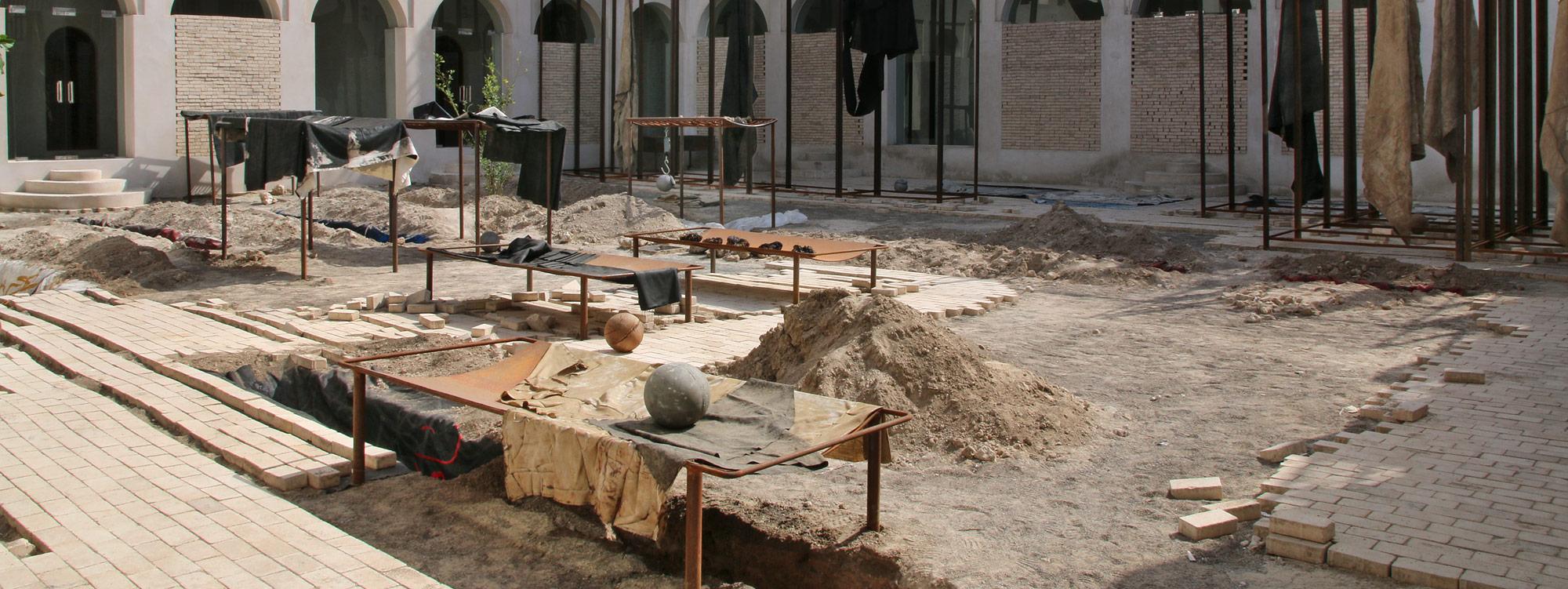 SB13 Act 1 in Sharjah: Visuelle Tour