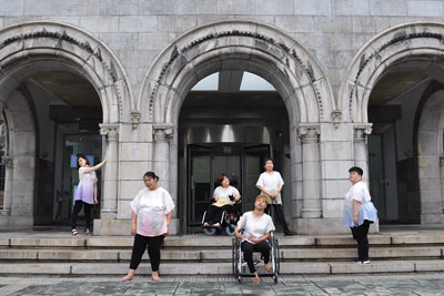 Women with Disabilities Empathy, Disable Women's Theatre Group