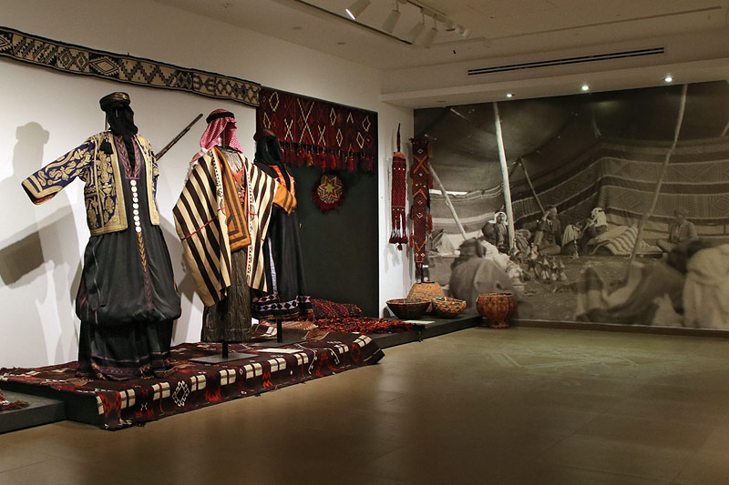 Tour from Downtown to the Tiraz collection