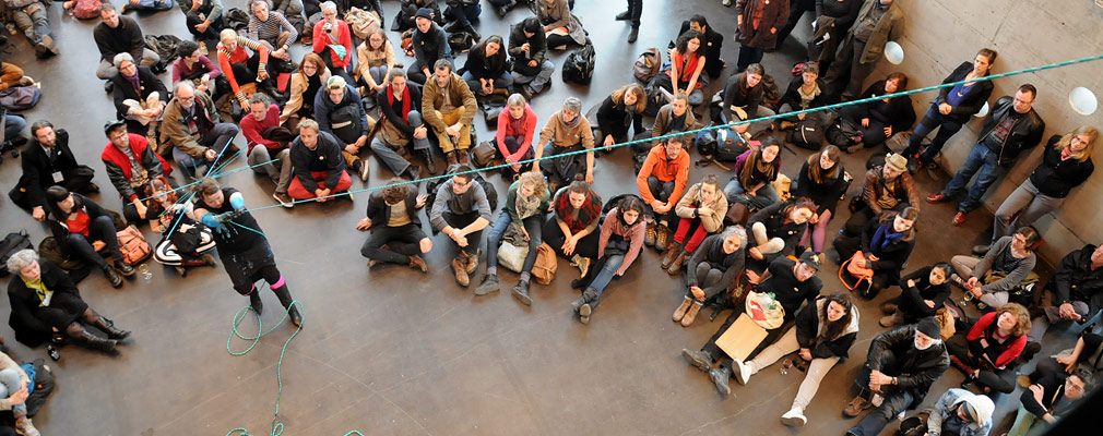 Manif d'art 7 - La biennale de Québec, 2014