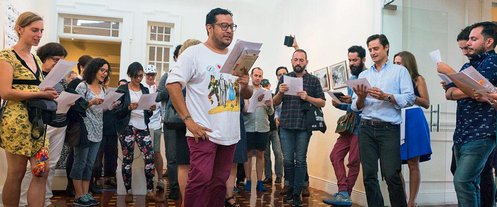 X Central American Biennial: Visual tour