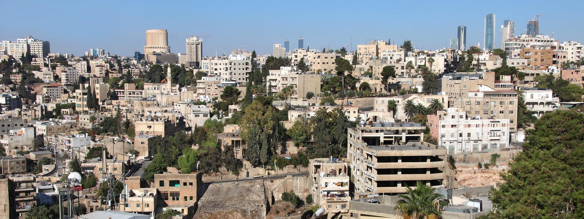 Art Destination Jordan / Amman