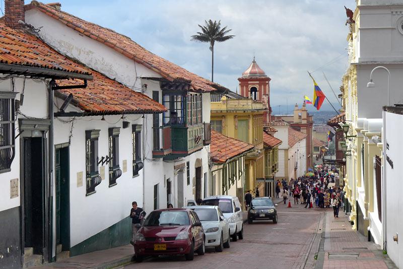Kunst in Bogotá