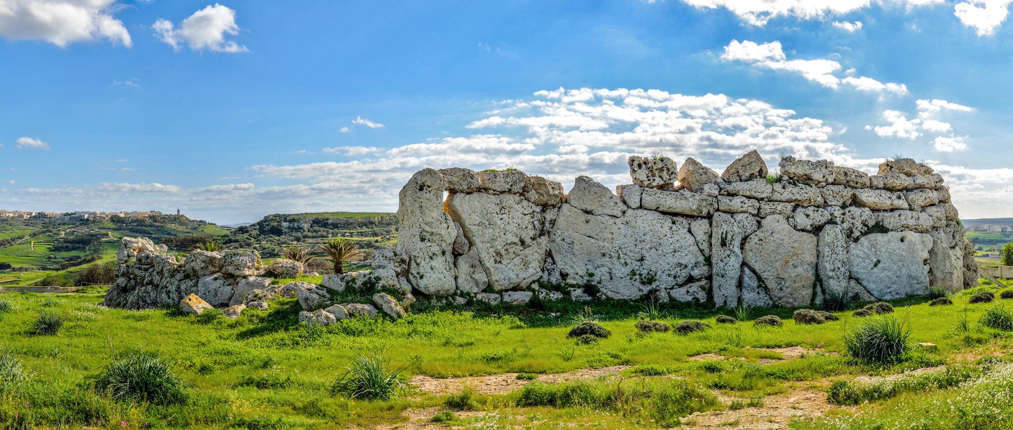 Ġgantija Besucherzentrum, Gozo