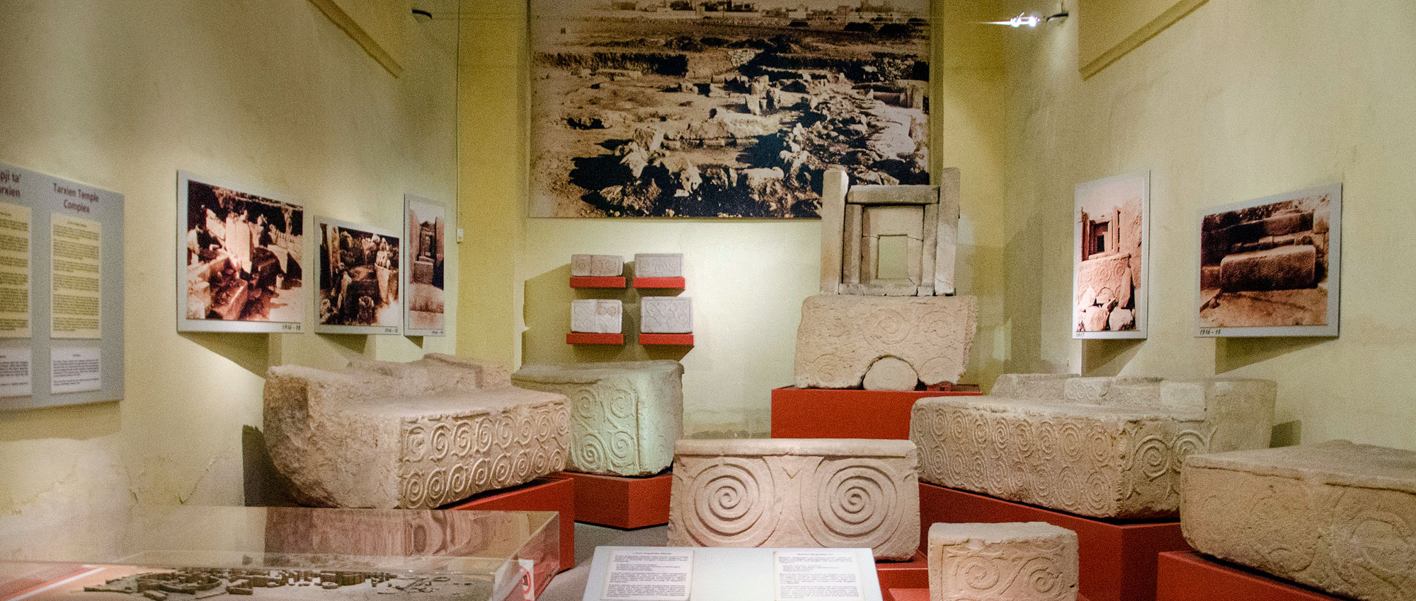 Museo Nacional de Arqueología, Valletta