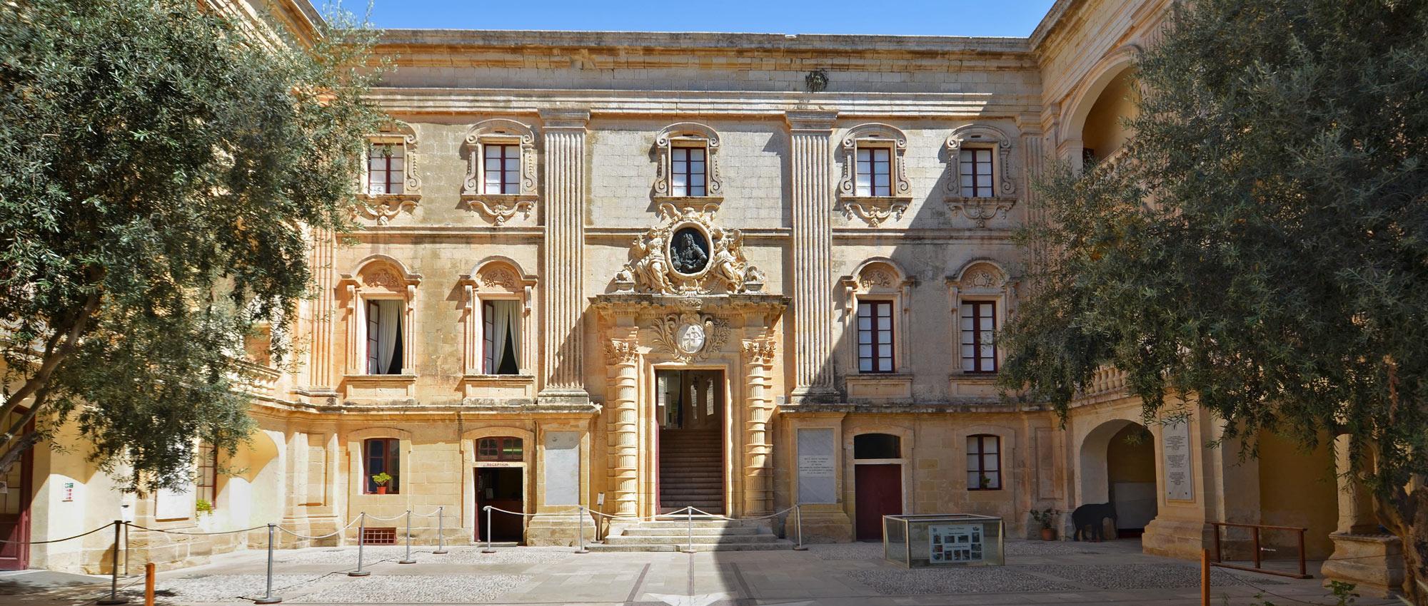 Nationalmuseum für Naturgeschichte, Mdina