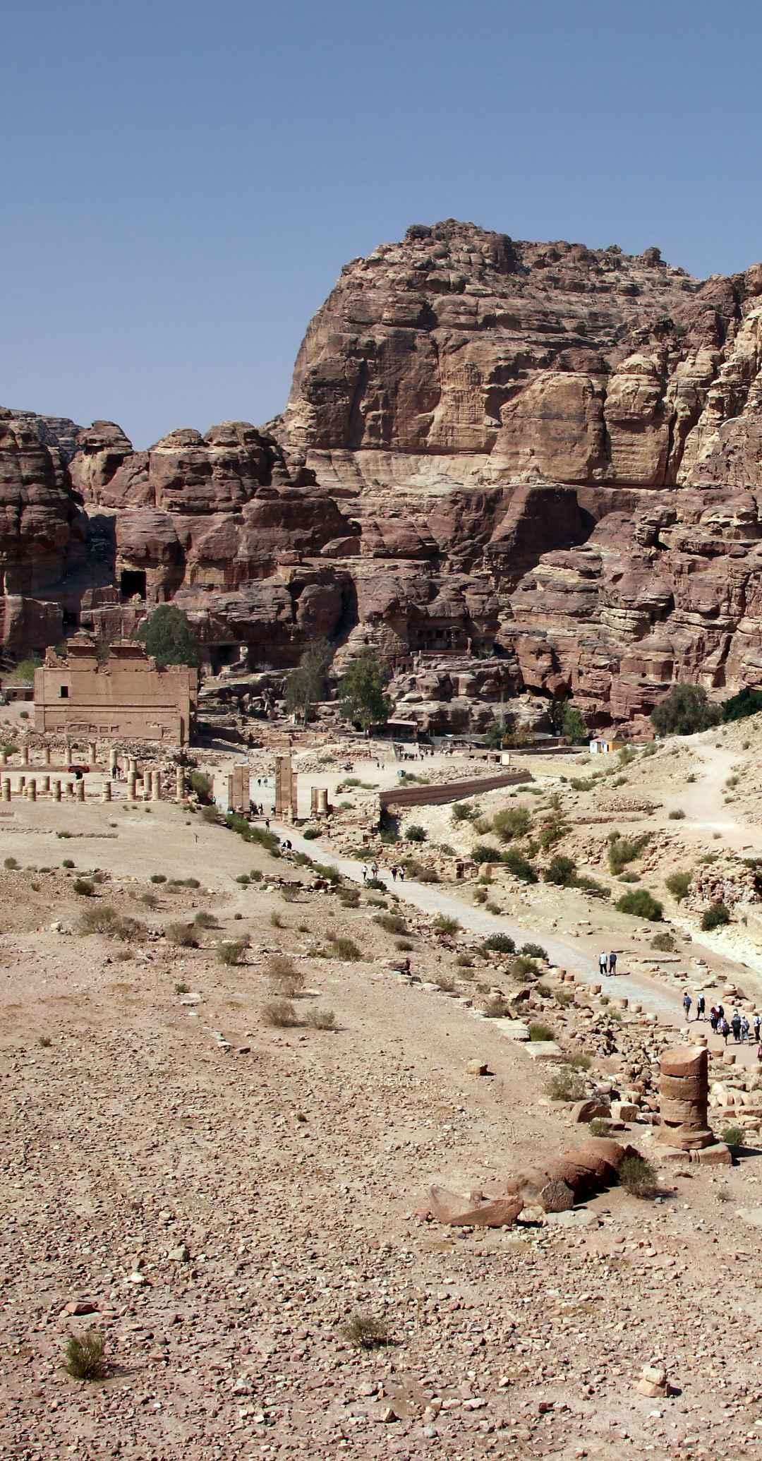 Ansichten von Petra - Teil 2