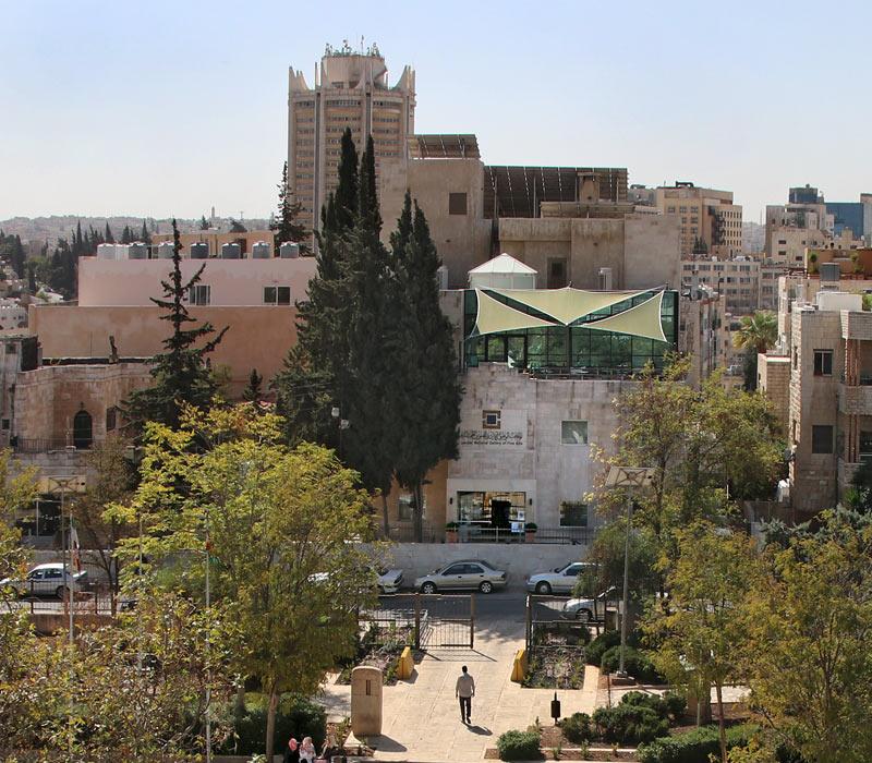 Amman: Kunst & Kulturerbe