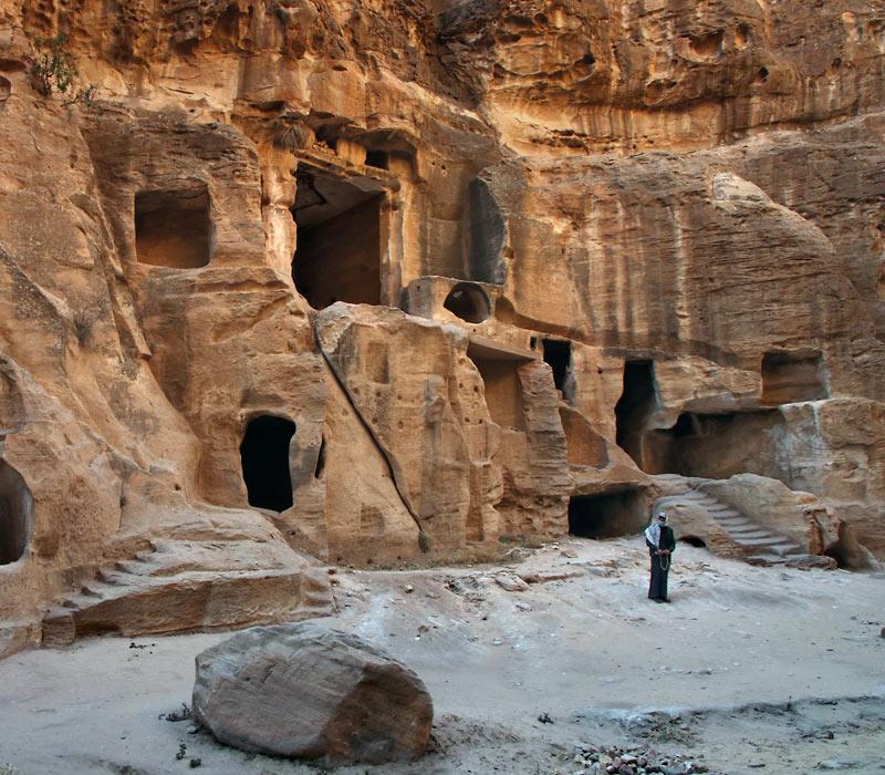 Siq al-Barid - Little Petra