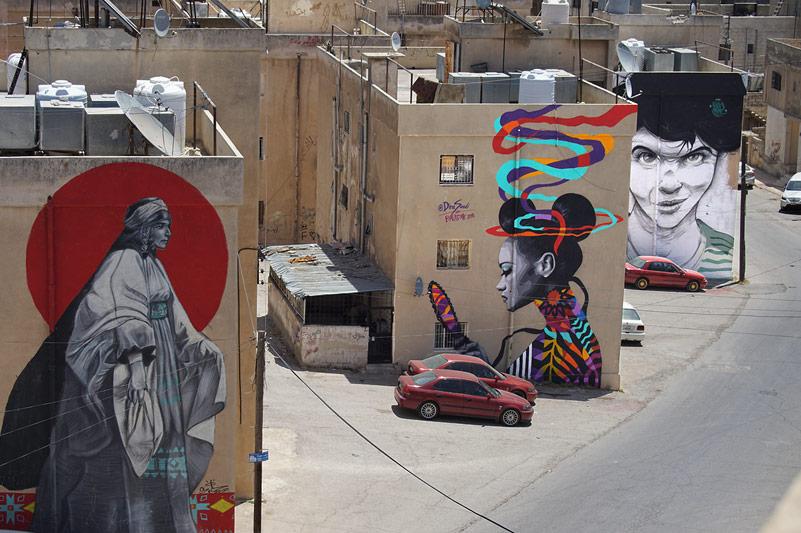 Baladk Street Art Festival 2018