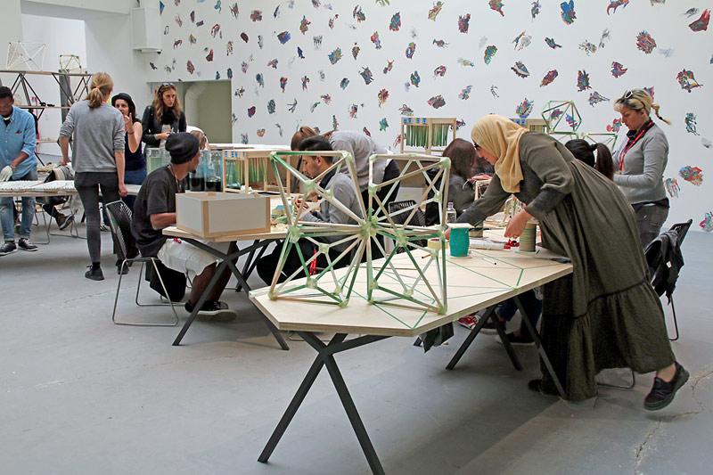 Zentrale Ausstellung - Giardini