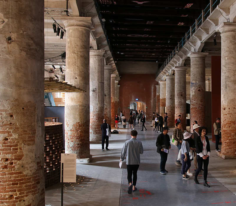 Bienal Venecia Arquitectura 2021
