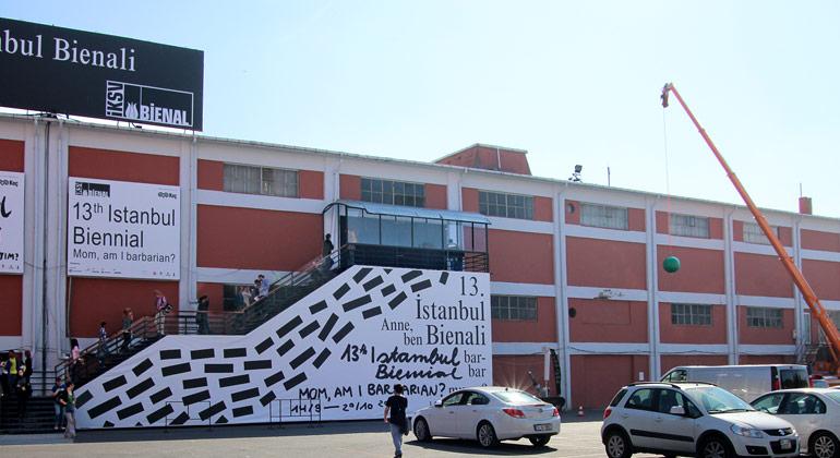 13th Istanbul Biennial, 2013