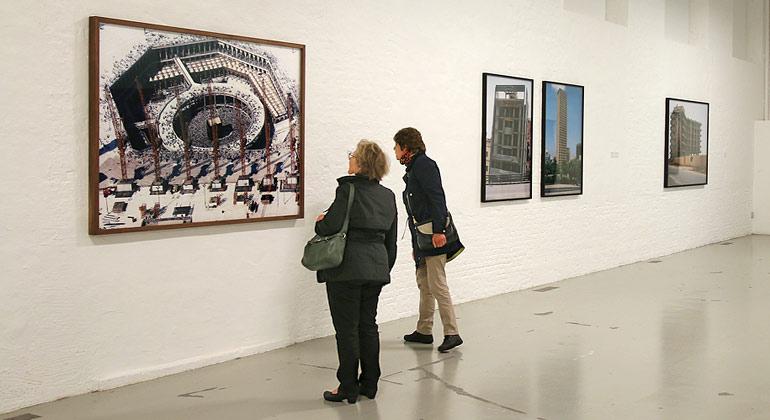 Three exhibitions - Triennale Brugge 2015