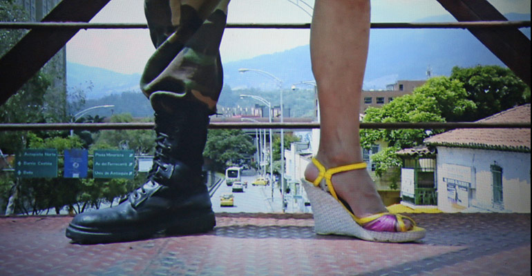 Medellin International Art Encounter 2015