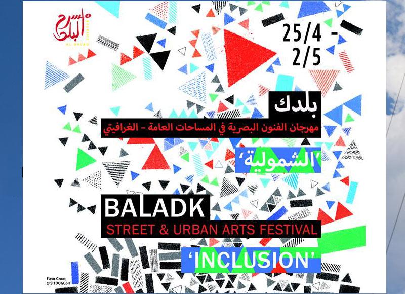 BALADK Street & Urban Art Festival 2019