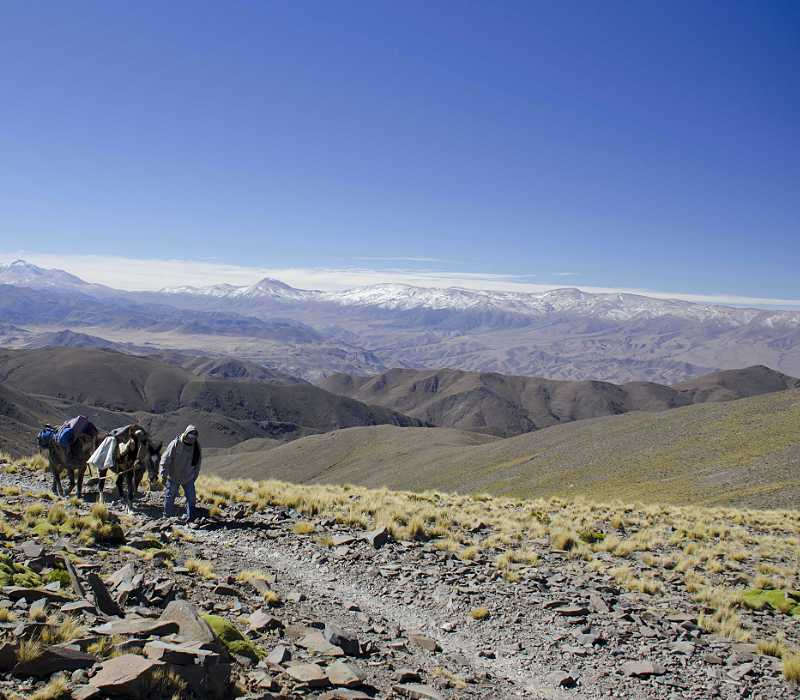 Qhapaq Ñan - The Great Andean Trail