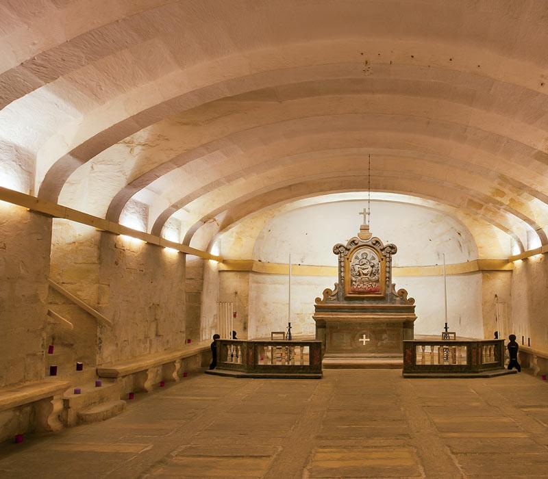 Cripta de Santa Catalina, Żejtun
