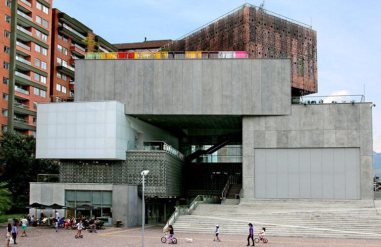 Museum of Modern Art Medellín