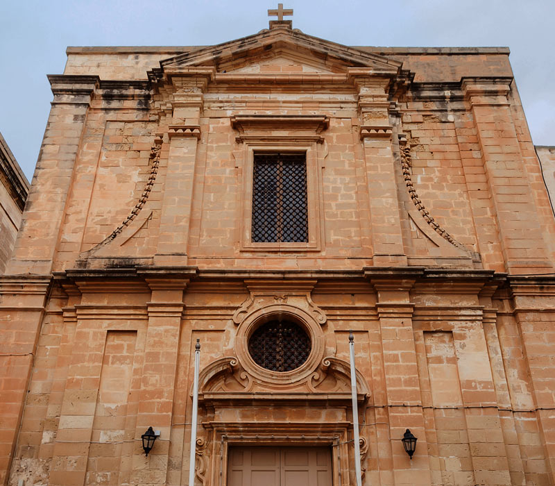 Iglesia Santa María Magdalena, Valletta