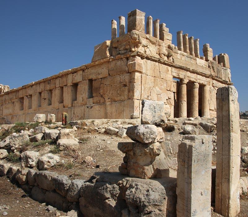 Iraq al-Amir Tour