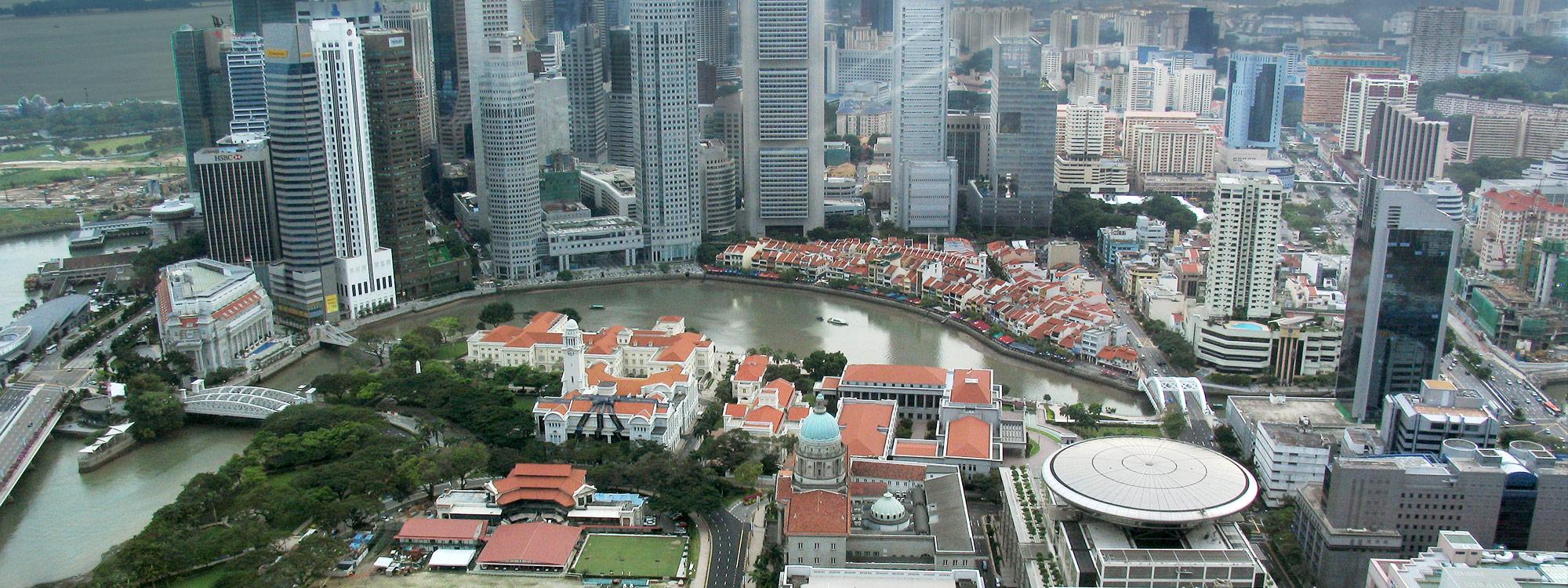 Bienal de Singapur / © Foto: universes.art