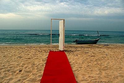 Mohammed Al Hawajri: Roter Teppich