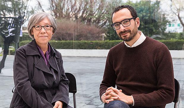 Mali Wu & Francesco Manacorda