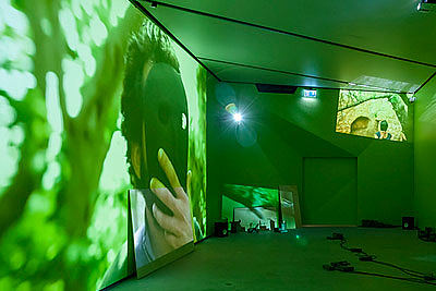 Darat al Funun - 30. Jahrestag, 2. Ausstellung