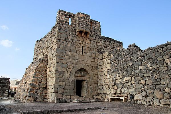 Qasr Al Azraq Jordan