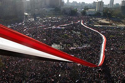 Tahrir Square & Cairo