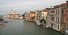 Dorsoduro, Santa Croce, Canareggio