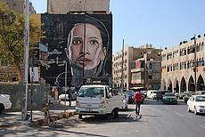 Mural by AKUT