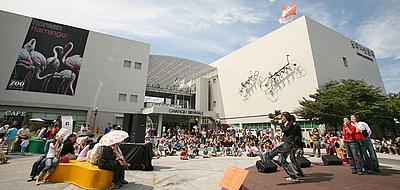 Gwangju Biennale Hall
