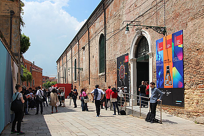 The Encyclopedic Palace: Arsenale