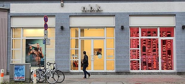 Fotos: Neuer Berliner Kunstverein (n.b.k.)