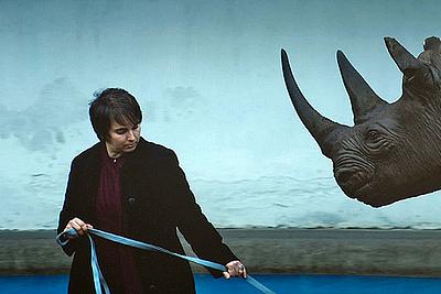 Javier Téllez: O Rinoceronte de Dürer