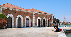 Pavilions in the Arsenale - Venice Biennale 2015