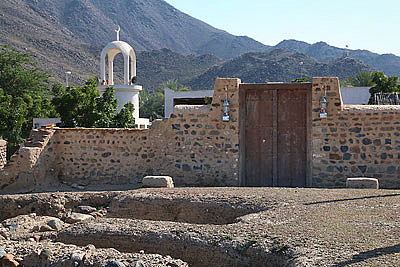 Historic heart of Khor Fakkan