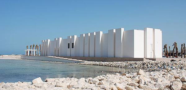Bahrain Fort Museum  Bahrain's Art Scene
