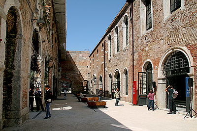 Pavillons: Arsenale