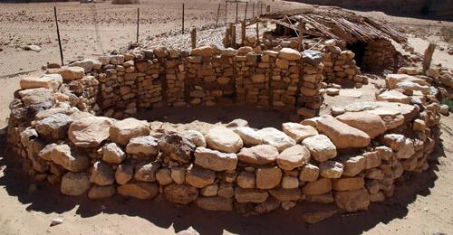 Neolithisches Dorf Beidha