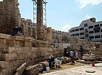 © Photo: Amman Nymphaeum Project