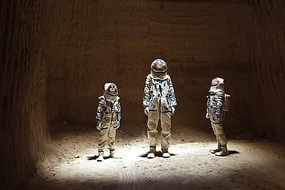 Halil Altındere: Space Refugee