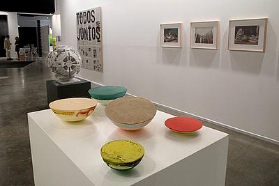 Contemporary: Kurimanzutto, Mexico City