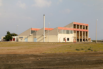 Ice Factory in Khor Kalba