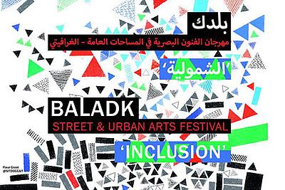 BALADK Festival de arte urbano y callejero