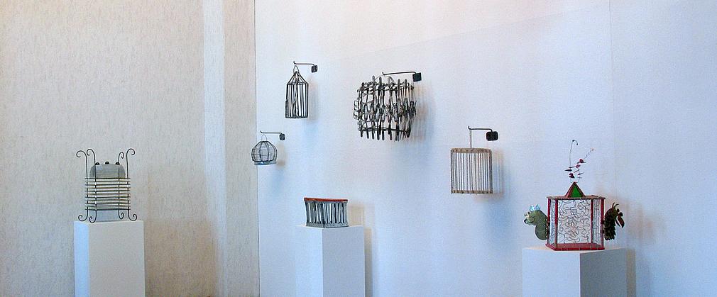 Mona Hatoum: Variations on a Theme, 2006. © Foto: Universes in Universe